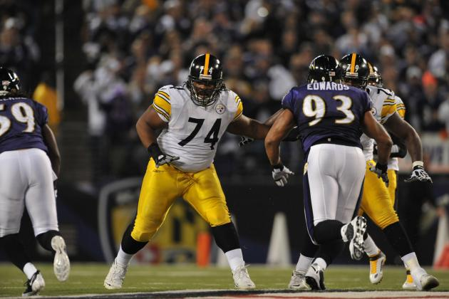 Pittsburgh Steelers: Willie Colon's Move to Guard Is Best for the Offensive Line