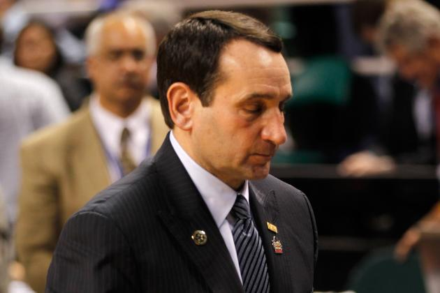 Coach K and Duke Cannot Afford to Fall Behind in Recruiting
