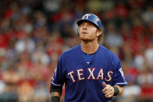Josh Hamilton: Could He Wind Up Playing Next to Matt Kemp in 2013?