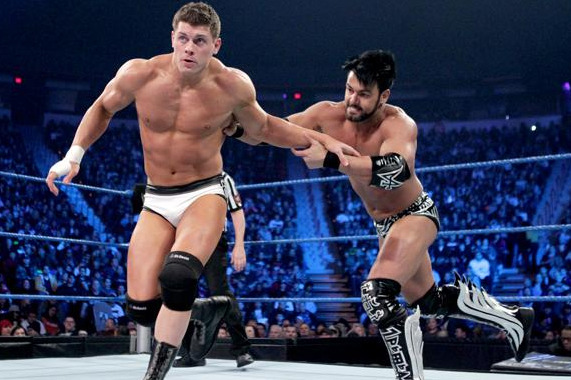 WWE Midcard: The Case for Pushing Justin Gabriel
