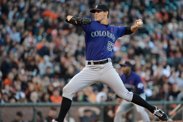 Fantasy Baseball: Rockies' Christian Friedrich off to a Sizzling Start