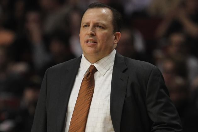 2012-2013 Season Will Reveal Tom Thibodeau's True Value