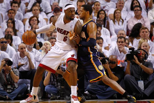 Chris Bosh Injury: Miami Heat's LeBron James Can Now Flourish at PF