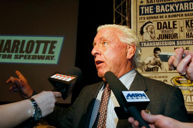 WWE Reportedly Signing Ric Flair's Daughter Ashley to a Contract