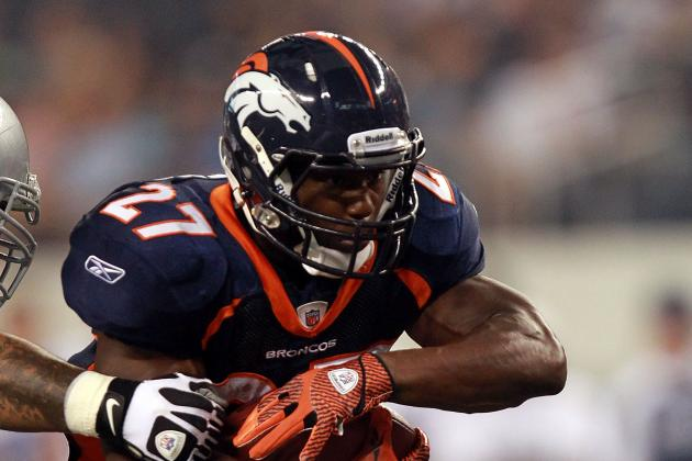 Denver Broncos: How Does Knowshon Moreno Fit into the Team's Plans?
