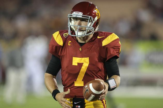 Is Matt Barkley Massively Overrated as a Pro QB Prospect?