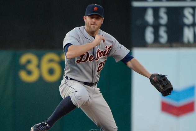 Danny Worth Demoted, Brayan Villarreal Recalled by Detroit Tigers