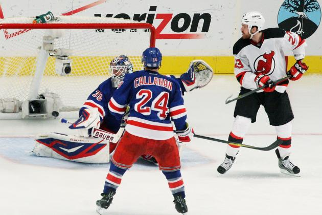 2012 Stanley Cup Playoffs: Devils in the Deflections as New Jersey Ties Series