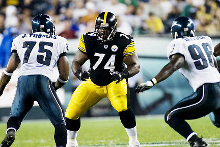 Pittsburgh Steelers: Domino Effects of Moving Willie Colon to Guard