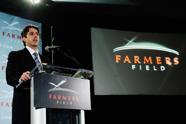 Report: Improvements Around Farmers Field Could Cost LA Taxpayers