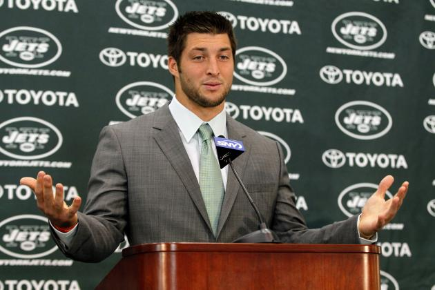 Tim Tebow: Could Darrelle Revis Be Pulling for Tebow as the Jets Starting QB?