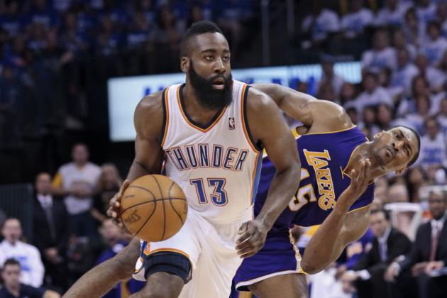 Lakers vs. Thunder: Game 2 Highlights, Twitter Reaction and Analysis