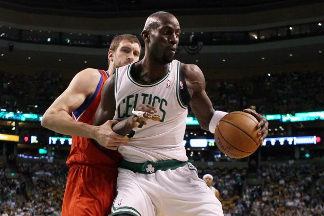 2012 NBA Playoffs: Kevin Garnett Quietly Leading Celtics with Consistent Scoring