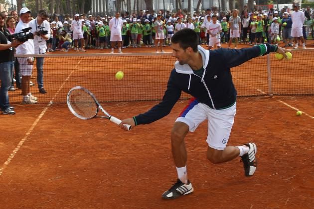 Novak Djokovic: How His Talent Can Conquer Rome and Win the 2012 French Open