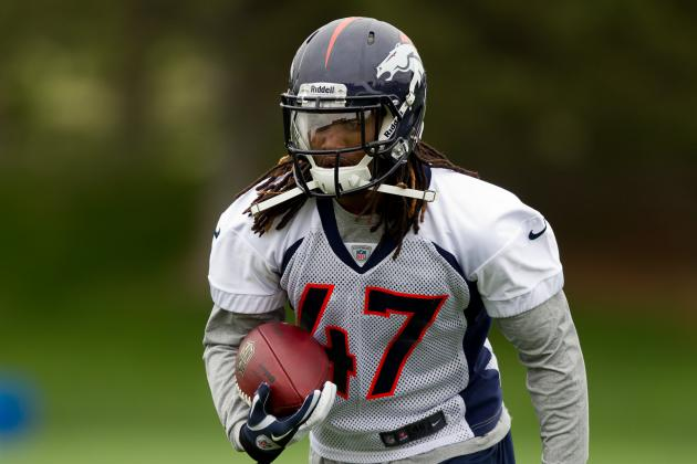 Denver Broncos' Omar Bolden Impresses in Camp: Could He Be Champ's Replacement?