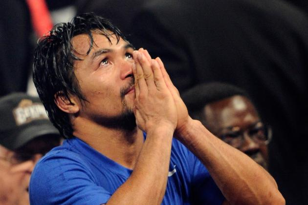 WBC President Warns Manny Pacquiao About Potential Loss Due to Distractions
