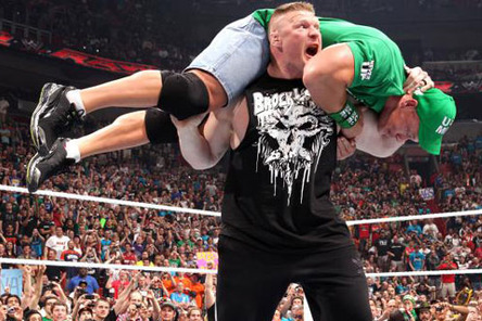 WWE Rumors: Brock Lesnar, John Cena, Kharma and Thursday's Top WWE News