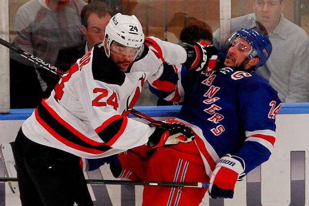Rangers vs. Devils: Game 3 TV Schedule, Live Stream, Spread Info and More