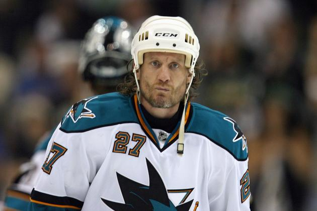 2012 NHL Playoffs: Jeremy Roenick and Mike Modano Talk Playoff Beards and Hockey