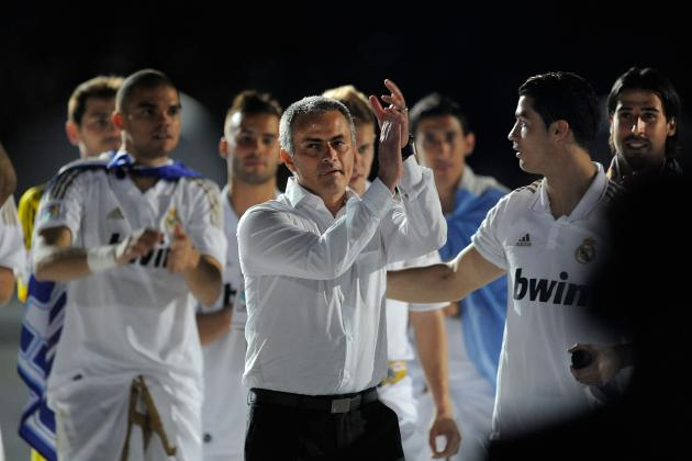 Real Madrid: Tactical Review of the 2011-12 Season Under Jose Mourinho