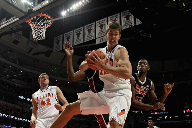 Meyers Leonard: Highlights, Analysis and Pro Projections