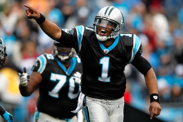 Fantasy Football 2012: Choose Your QB—Cam Newton vs. Michael Vick