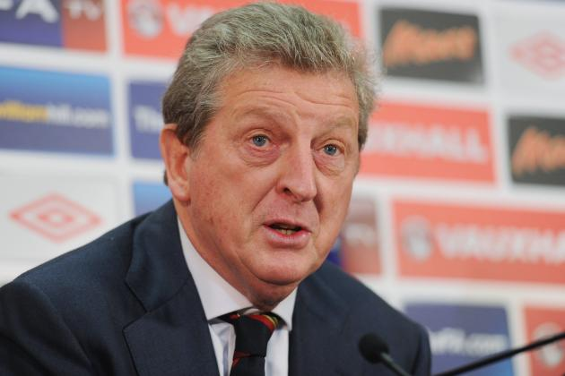 England Euro 2012 Roster: Roy Hodgson's Team Selection Makes Him a Coward