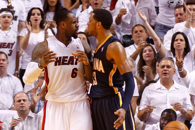 Miami Heat vs. Indiana Pacers Game 3:  Live Score, Analysis and Reaction
