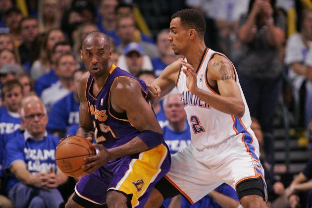 NBA Playoffs: Why the Los Angeles Lakers Won't Beat Oklahoma City Thunder