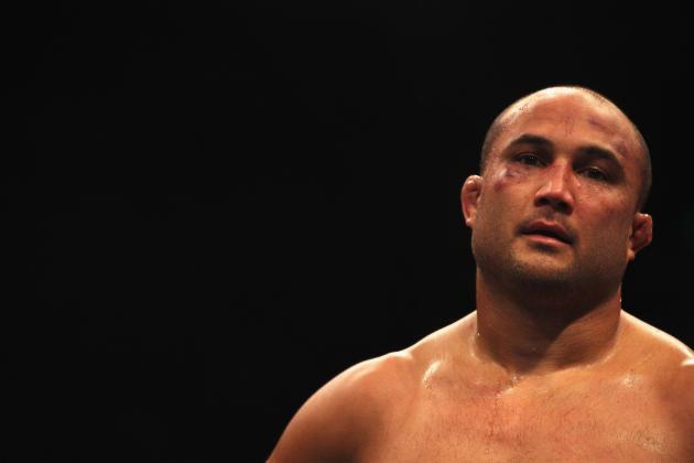 UFC Targeting B.J. Penn vs. Josh Koscheck
