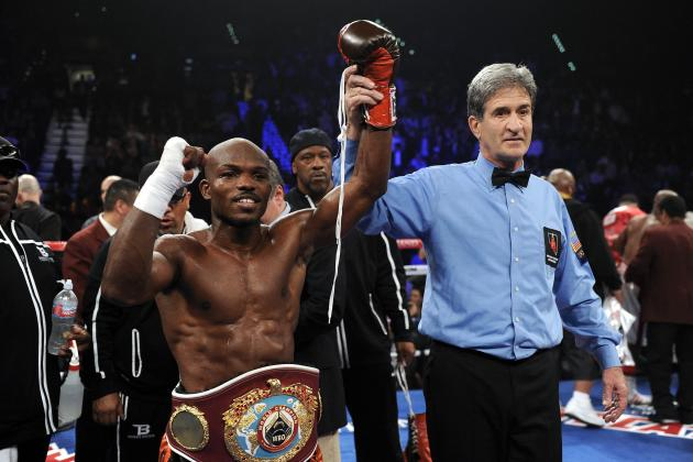 Pacquiao vs. Bradley: Everything You Need to Know About Timothy Bradley