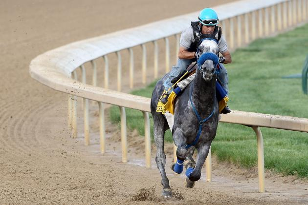 Preakness Odds 2012: Best Bang for Your Buck in 11-Horse Field
