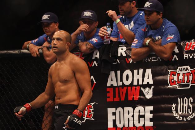 B.J. Penn vs. Josh Koscheck Would Be an Awesome UFC on FOX Main Event