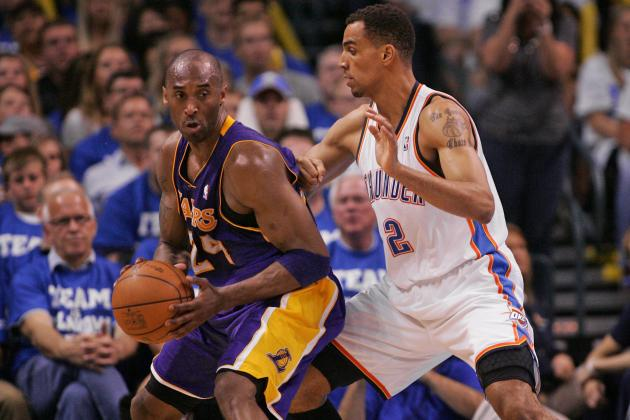 NBA Playoffs 2012: Lakers' Defensive Adjustments Are Cause for Encouragement