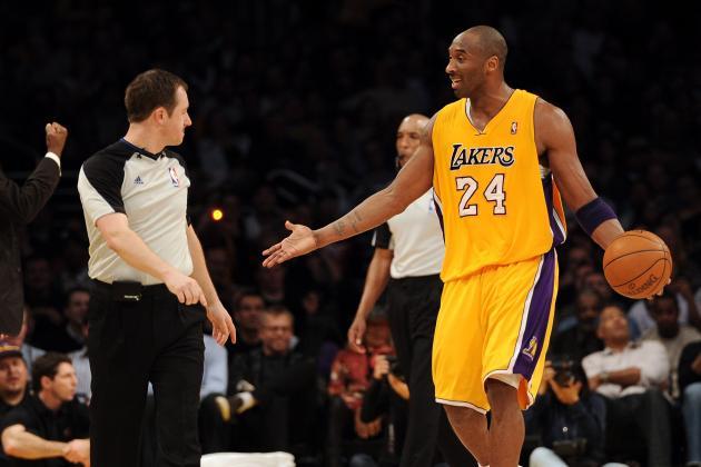 Kobe Bryant Will Never Win Another NBA Championship