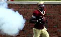 Elon WR Mellette Tops 2013 Draft Small School Ranking, Better Than Brian Quick?