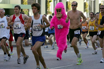 Bay to Breakers 2012: Ranking Costumes We Want to See at San Francisco Footrace