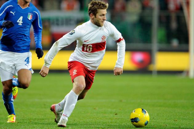 Euro 2012: Five Young Midfielders Who Will Make a Difference for Their Country