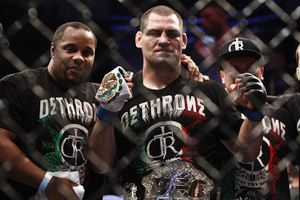 The Test of Time: Daniel Cormier and UFC's Cain Velasquez Keep AKA Going Strong