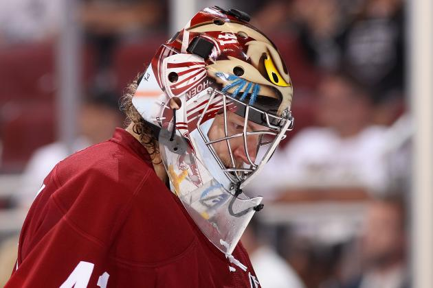 Coyotes vs. Kings Game 3: Mike Smith Must Improve for Phoenix to Avoid 0-3 Hole