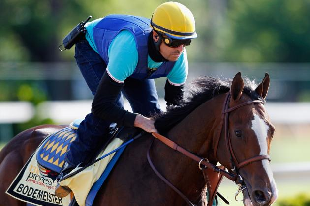Preakness Lineup 2012: Post Positions for Each Contending Horse
