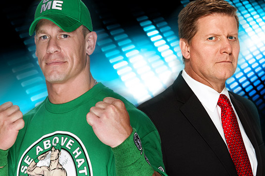 WWE Over the Limit 2012: Most Likely Run-Ins for John Cena vs. John Laurinaitis