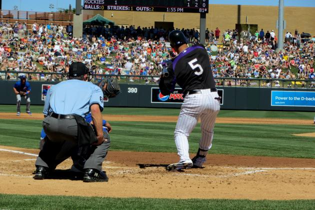 Colorado Rockies GM  Miscues This Offseason