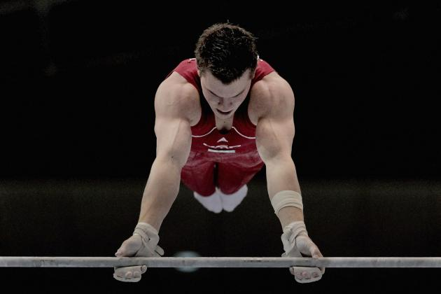 London 2012: US Gymnast Jonathan Horton Gunning for Return Olympic Bid