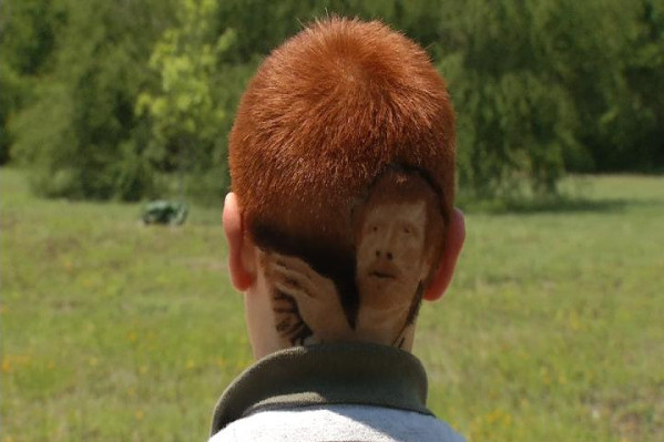 School Suspension as Silly as Getting Spurs' Matt Bonner Carved into Head