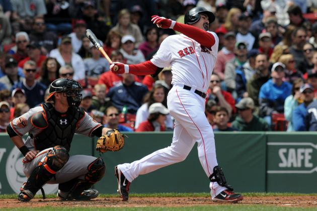 Boston Red Sox: Adrian Gonzalez Home-Run 'Guarantee' Rings Hollow