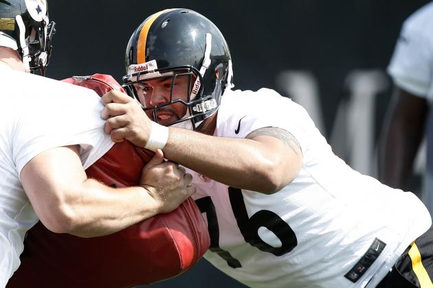 Pittsburgh Steelers Gamble on 2nd-Round OT Adams, Make Him Starting Left Tackle