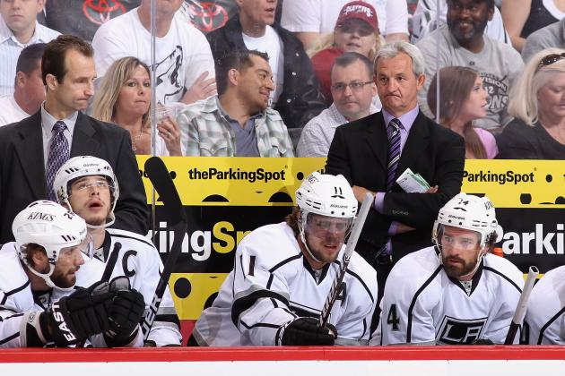 Los Angeles Kings: Focus the Key as Kings Plow Their Way to the Finals