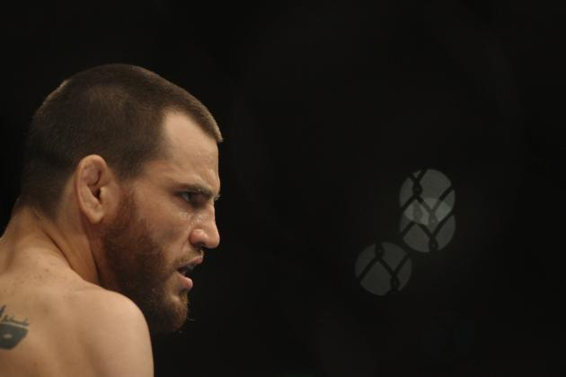 UFC's Jon Fitch Doesn't Care If You Think He's Boring