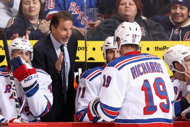 How Coaches Are Slowly Killing Hockey: A Look at the 2012 NHL Playoffs